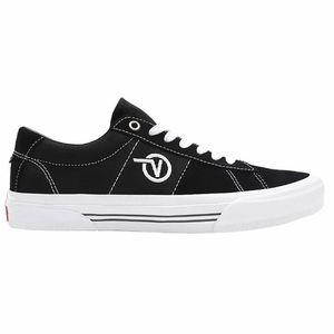 Vans Pro Black & White Sid Skate Shoes Men Size 9